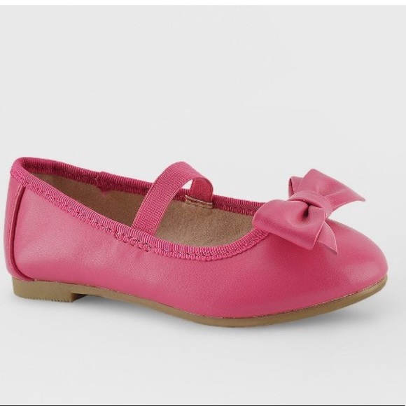 27264ef5d924 Cat & Jack Shoes | Toddler Girl Cacey Bow Ballet Flats By Cat Jack ...